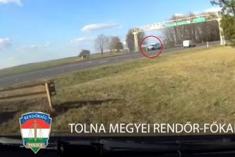 A rendőrség videót tett közzé 8 autósról, reméljük, te nem vagy köztük