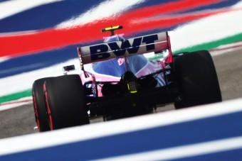 F1: Lebukott az új Racing Point