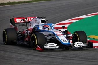 F1: Futamok nélkül annyi a Williamsnek?