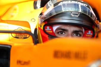 F1: A Ferrari kapkodott, mellényúlt Sainzcal?