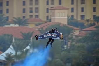 Vasemberként repülte körbe Dubajt egy férfi
