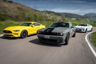 Csak a V8: amerikai autók Budapestről 11