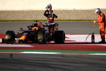 F1: Dupla leállással végződött a tesztnap