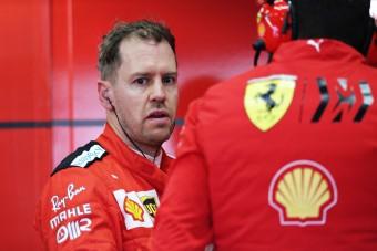 F1: Ez lehet Vettel utolsó szezonja