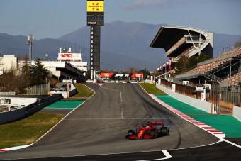 F1: Barcelona nem mond le a Spanyol Nagydíjról