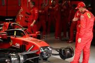 F1: A járvány miatt küldte el Vettelt a Ferrari 1