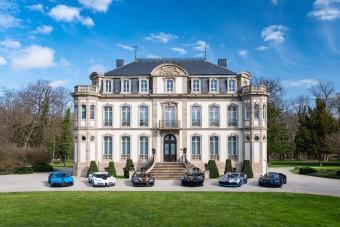 Milliárdokat gurított ki a Bugatti
