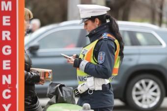 Elkezdi a gyalogosok pofátlanítását a rendőrség