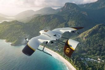 Így nézhetnek ki a jövő csomagszállító drónjai
