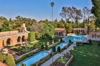 Különleges villa került eladósorba Los Angelesben