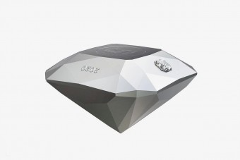 Gyémánt alakú pénzt adtak ki Kanadában