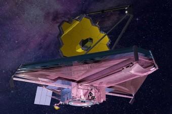 Újra csúszik a méregdrága Hubble-utód kilövése