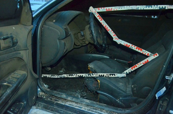 A woman was beaten, abandoned and tried to set fire to a car in Somogy