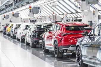 Koronavírus miatt zár be a Lamborghini gyára