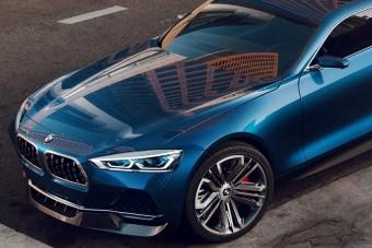 Ez a koncepció mutatja, hogy lehetne érdekes BMW-t is gyártani
