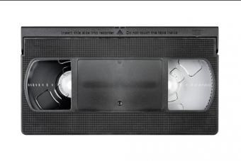 Több mint húszezer VHS-felvétel vár megtekintésre ebben a gyűjteményben