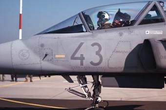 Itt a lehetőség, vadászpilótákat keres a Magyar Légierő