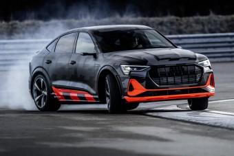 Szabad az út az Audi elektromos sportautói előtt