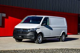 Itt az e-Transporter, amit a VW is árulni fog
