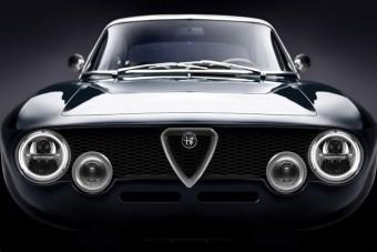 Elektromos autót csinálnak a legszebb Alfa Romeóból