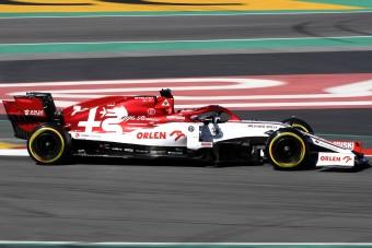 Az Alfa Romeo marad a Forma-1-ben