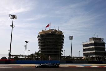 Bahreinben nem tudtak az F1 újításáról