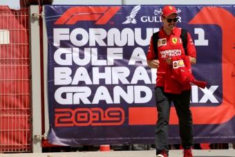 F1: Nézők nélkül rendezik meg a Bahreini Nagydíjat