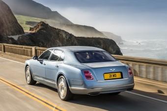Szomorú búcsút kell vennünk a Bentley Mulsanne-tól