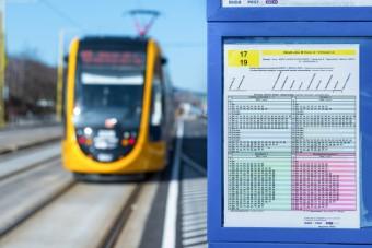 Új menetrendre áll át a pesti tömegközlekedés