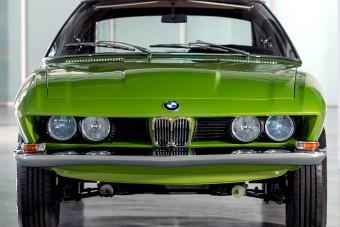 Le se tagadhatná a BMW 2800 GTS, hogy olasz mester rajzolta