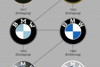 Itt a BMW új logója