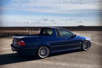 Ha nem tudsz elszakadni a BMW-től, de kell a pick-up, akkor itt a megoldás