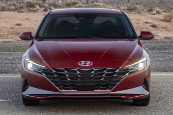 Hyundai Elantra 2020 videók
