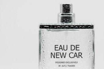 A legfrissebb őrület az újautó-illatú férfiparfüm