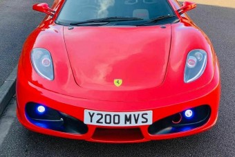 Ferrarit 5 millióért? Majdnem lehetséges!