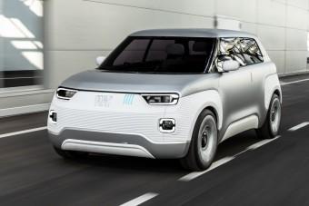 Megépíti minimalista villanyautóját a Fiat