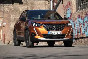 Kívül-belül nagyszerű: Peugeot 2008