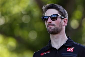 F1: Amerikába menne Grosjean