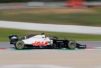 F1: Fizetős versenyzőkre válthat a Haas
