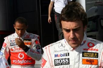 F1: Alonsót féltették a McLarentől