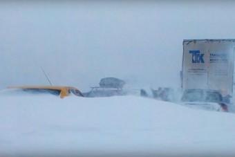 Ismét márciusi havazás, emlékeztek, mi volt 2013-ban?