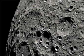 Így láthatta a Holdat az Apollo-13 legénysége - videó