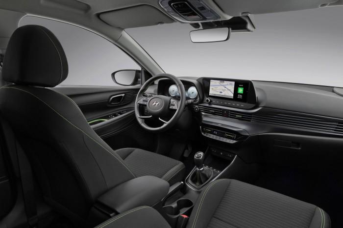 Igényes belsőt kap a városi Hyundai 3