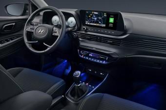 Igényes belsőt kap a városi Hyundai