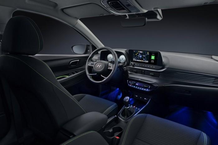 Igényes belsőt kap a városi Hyundai 2