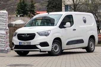 Még egy Opel, aminek jót tett a francia kapcsolat