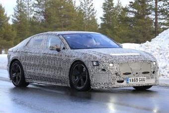 Villanymotoros luxuslimuzint fejleszt a Jaguar