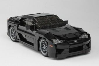 Ilyen LEGO-ja csak egy embernek van a világon