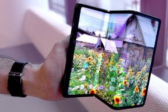 Ilyen lesz a jövő mobiltelefonja?