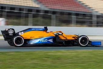 F1: Csak a McLaren nyúlhat hozzá az autóhoz